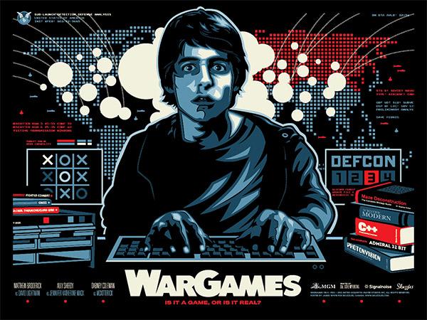 """""""Wargames"""", film del 1983"""