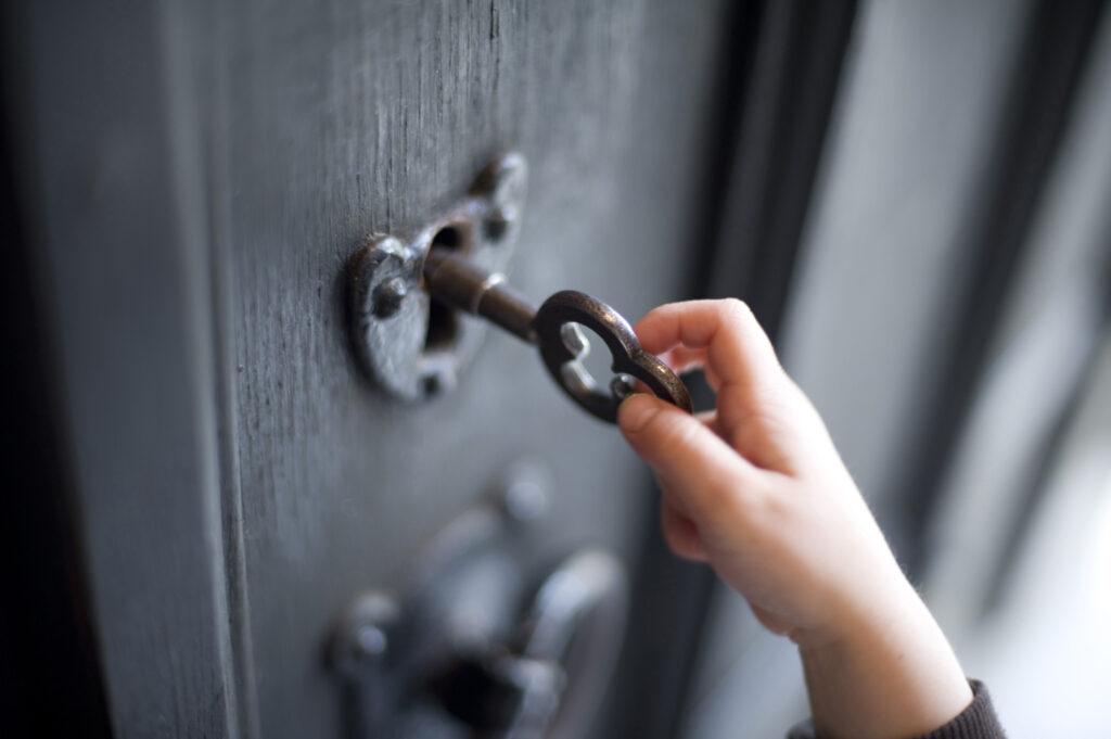 unlock, open & free
